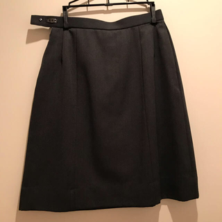 ミツコシ(三越)の聖心女子大学 制服 スカートのみ(ひざ丈スカート)