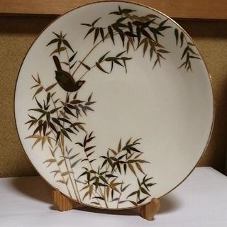 ミントン(MINTON)のアンティーク ミントン ジャポニズムのプレート 金彩食器 キャビネットプレート(食器)