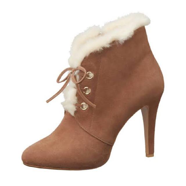 DIANA(ダイアナ)の美品 Diana ブーティ ブーツ 24cm 2018AW レディースの靴/シューズ(ブーティ)の商品写真