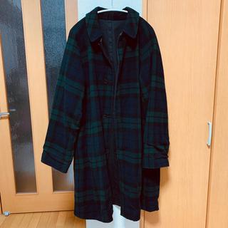 ポロラルフローレン(POLO RALPH LAUREN)のPOLO RALPH LAUREN スタンドカラー ステンカラー コート 古着(ステンカラーコート)