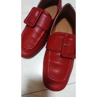 トゥモローランド(TOMORROWLAND)の美品■スタニングルアー 2wayローファー ■ドゥーズィエムクラス アパルトモン(ローファー/革靴)