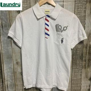 ランドリー(LAUNDRY)のlaundryランドリー ポロシャツ(ポロシャツ)