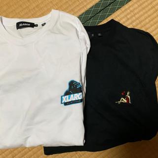 エクストララージ(XLARGE)のエクストララージ ロングTシャツセット(Tシャツ/カットソー(七分/長袖))