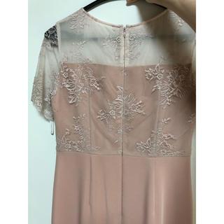 AIMER - 結婚式 パーティードレス  ミディアムドレス ロングドレス