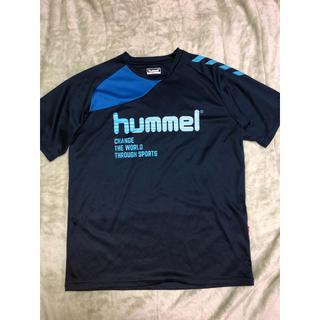 ヒュンメル(hummel)のTシャツ hummel Lサイズ(ウェア)
