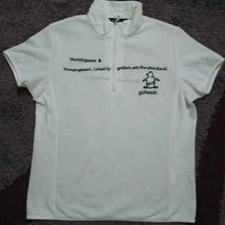 マンシングウェア(Munsingwear)のマンシングウェア ポロシャツ、ゴルフウェア   M(ウエア)