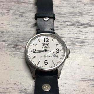 イルビゾンテ(IL BISONTE)のイルビゾンテ 腕時計(腕時計)