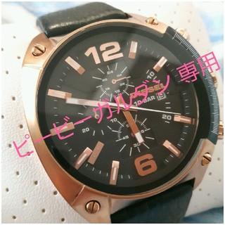 ディーゼル(DIESEL)のDIESEL ディーゼル 腕時計 DZ-4296(腕時計(アナログ))