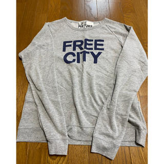 ロンハーマン(Ron Herman)の人気 FREE CITYスウェット Lサイズ(スウェット)