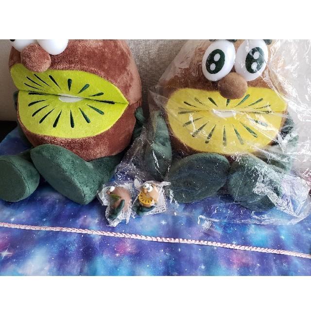 キウイブラザーズ 大、フィギュア エンタメ/ホビーのおもちゃ/ぬいぐるみ(キャラクターグッズ)の商品写真