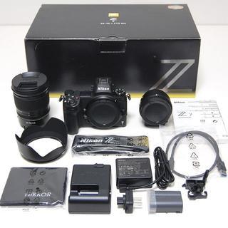 ニコン(Nikon)のニコン Nikon Z7 24-70+FTZマウントアダプターキット(ミラーレス一眼)