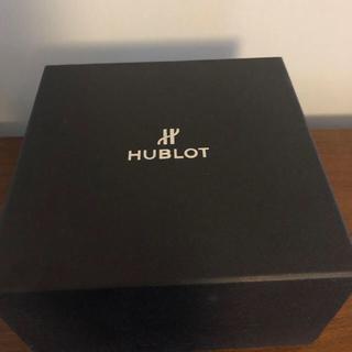 ウブロ(HUBLOT)のウブロ HUBLOT ボックス(腕時計(アナログ))