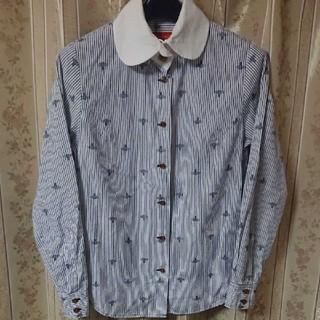 ヴィヴィアンウエストウッド(Vivienne Westwood)のヴィヴィアン・ウエストウッドレッドレーベル☆シャツ(シャツ/ブラウス(長袖/七分))