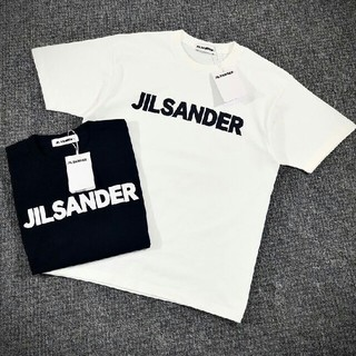 ジルサンダー(Jil Sander)の2枚【Jil Sander】オーバーサイズロゴTシャツ(Tシャツ(半袖/袖なし))