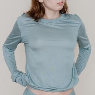 エディットフォールル(EDIT.FOR LULU)の専用です baserange ベースレンジ バンブーロングTシャツ(カットソー(長袖/七分))
