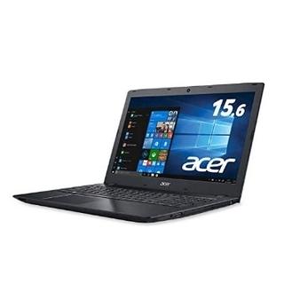 エイサー(Acer)の展示品 E5-576-F34D/KF  Microsoft Office付き(ノートPC)
