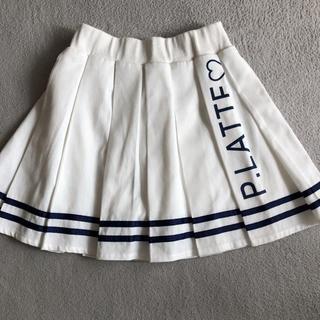 ピンクラテ(PINK-latte)の美品!ピンクラテ スカート*インナーパンツ付きxxs(ミニスカート)
