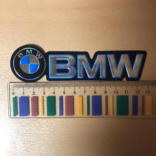ビーエムダブリュー(BMW)のBMW ホログラム ステッカー ロールスロイス ベーエムベー ミニクーパー(車外アクセサリ)