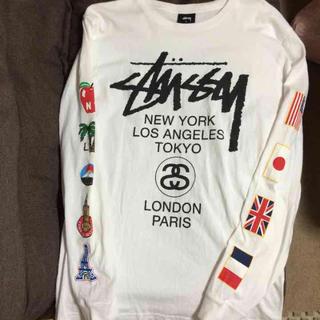 ステューシー(STUSSY)のストューシーロンT(Tシャツ/カットソー(七分/長袖))