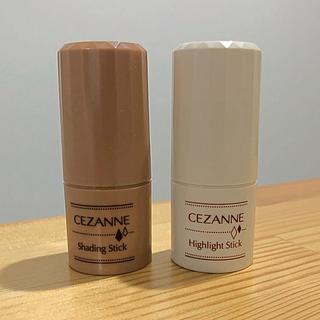 CEZANNE(セザンヌ化粧品) - セザンヌ CEZANNE ハイライトスティック シェーディングスティック