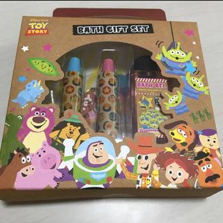 ディズニー(Disney)のトイストーリー バスギフトセット(入浴剤/バスソルト)