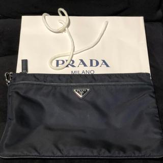 PRADA - PRADA クラッチバッグ