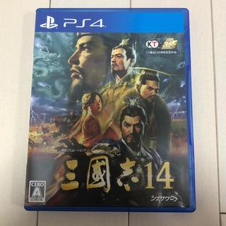 コーエーテクモゲームス(Koei Tecmo Games)の【ほぼ新品】三国志14 PS4 ソフト(家庭用ゲームソフト)