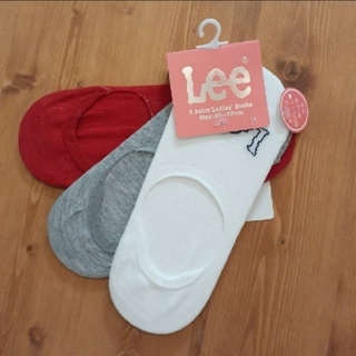 リー(Lee)のLEE  靴下 3足セット(ソックス)