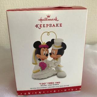 ディズニー(Disney)のミッキー&ミニーケーキトッパー(その他)