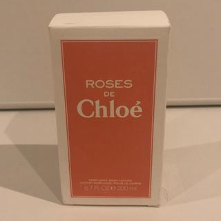 クロエ(Chloe)のクロエ ローズドクロエ ボディローション 200ml(ボディローション/ミルク)