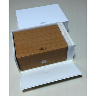 オメガ(OMEGA)の未使用品 オメガ 木箱 ウォッチボックス 腕時計ケース(その他)