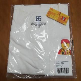 レゴ(Lego)のレゴランド限定 Tシャツ ホワイト Mサイズ(Tシャツ/カットソー(半袖/袖なし))