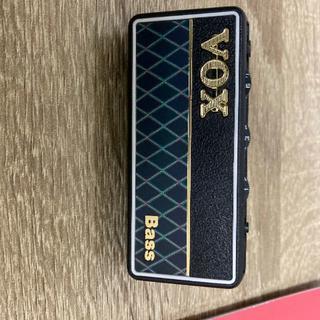 ヴォックス(VOX)のVOX AmPlug2 Bass AP2-BS ベース用ヘッドホンアンプ(ベースアンプ)