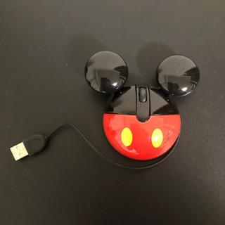 ディズニー(Disney)のミッキーマウスのPCマウス(PC周辺機器)