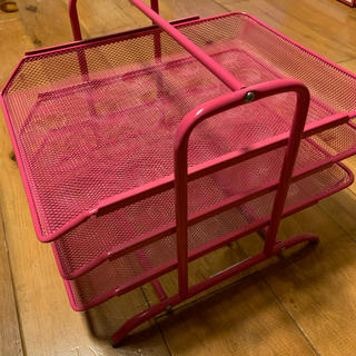 イケア(IKEA)のIKEA レタートレイ(マガジンラック)