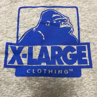 XLARGE - エクストララージキッズ トレーナー