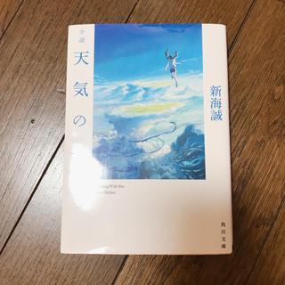 天気の子(文学/小説)