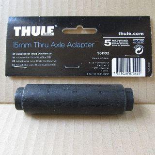 スーリー(THULE)のTHULE 561用スルーアクスルアダプタ(車外アクセサリ)