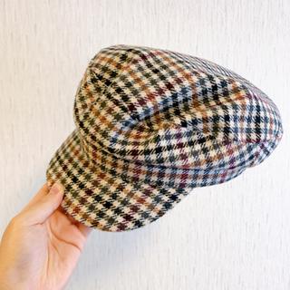 ザラ(ZARA)のキャスケット 帽子 ZARA(キャスケット)