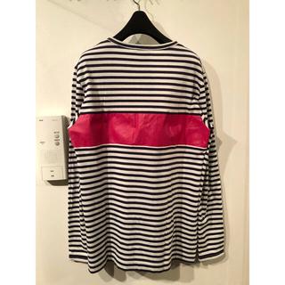 アクネ(ACNE)のACNE  ボーダーカットソー(Tシャツ/カットソー(七分/長袖))