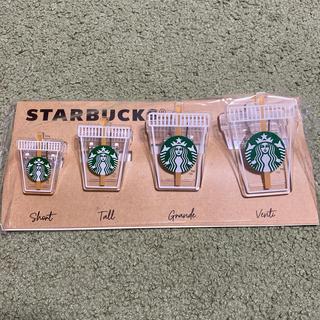 Starbucks Coffee - スターバックス クリップセット Cold Cup
