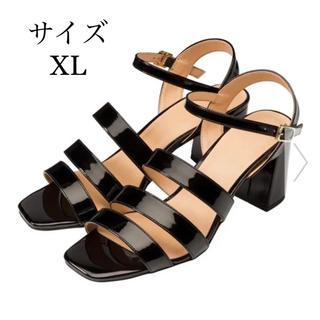 ジーユー(GU)の【新品】GU マルチストラップサンダル XL(サンダル)