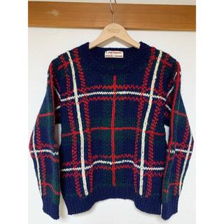 McGREGOR - ケーブルニットセーター