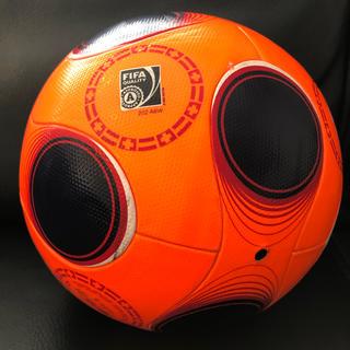 アディダス(adidas)の※値下げしました★希少★アディダス ユーロパス 2008 パワーオレンジ (ボール)