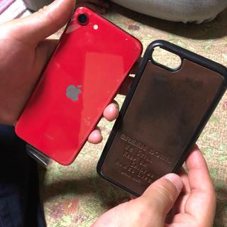 オールドベティーズ(OLD BETTY'S)のカバー型本革レザーiPhoneケース(iPhoneケース)
