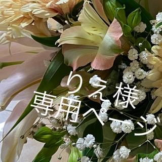 りえ様専用ページ(ドライフラワー)