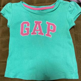 GAP - GAP グリーンTシャツ