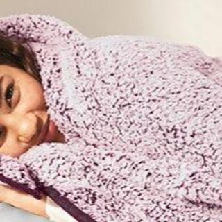ヴィクトリアズシークレット(Victoria's Secret)の新品♡ヴィクトリアシークレット♡ブランケット毛布(その他)