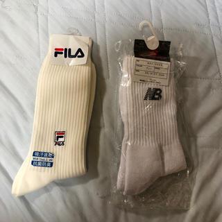 フィラ(FILA)のFILA / new balance 靴下 ソックス セット(ソックス)