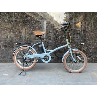 パナソニック(Panasonic)のPanasonic⭐︎アシスト自転車⭐︎グリッター⭐︎2017年製⭐︎12Ah(自転車本体)